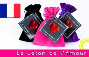 A love zseton francia nyelvű terméke