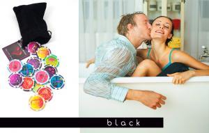 Love Zseton - fekete zsákban